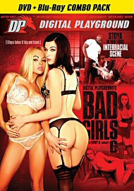 DP Bad Girls #6 (2 DVD Set) DVD/Blu-ray Combo (133432.6)