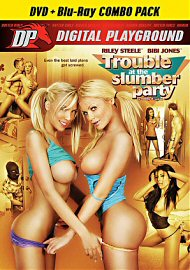 Trouble At The Slumber Party (2 DVD Set) DVD/Blu-ray Combo (134522.1)