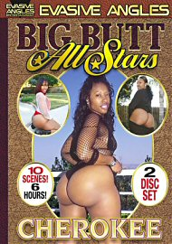 Big Butt All Stars: Cherokee (2 DVD Set) (65858.6)