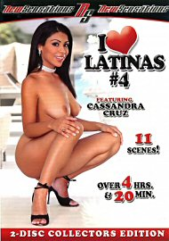 I Love Latinas 4 (2 DVD Set) (80973.4)